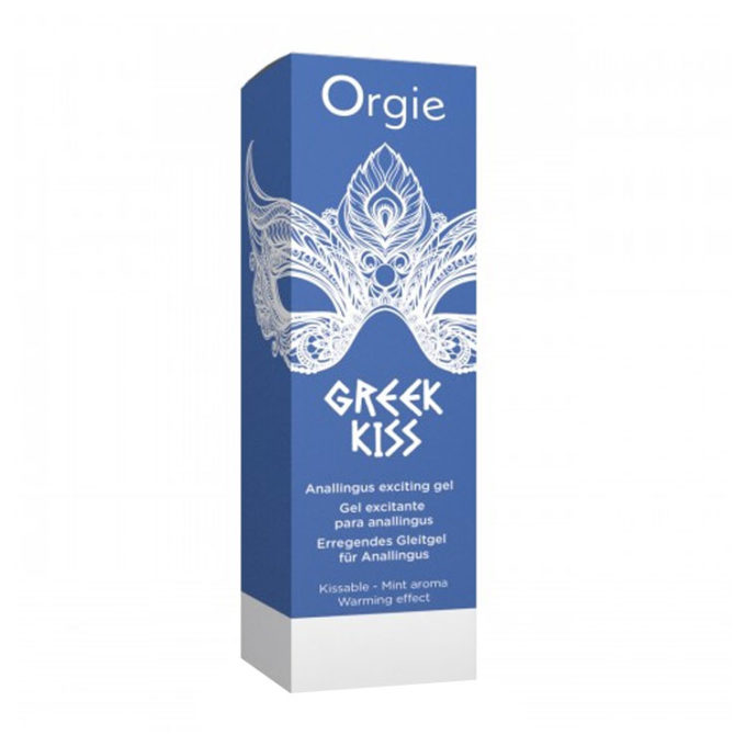 Orgie Greek Kiss Analingus Gel