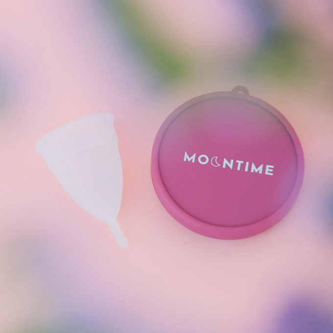 Moontime Cup Menstrual Cup (Small)