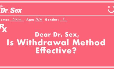 Is Withdrawal Method Effective?