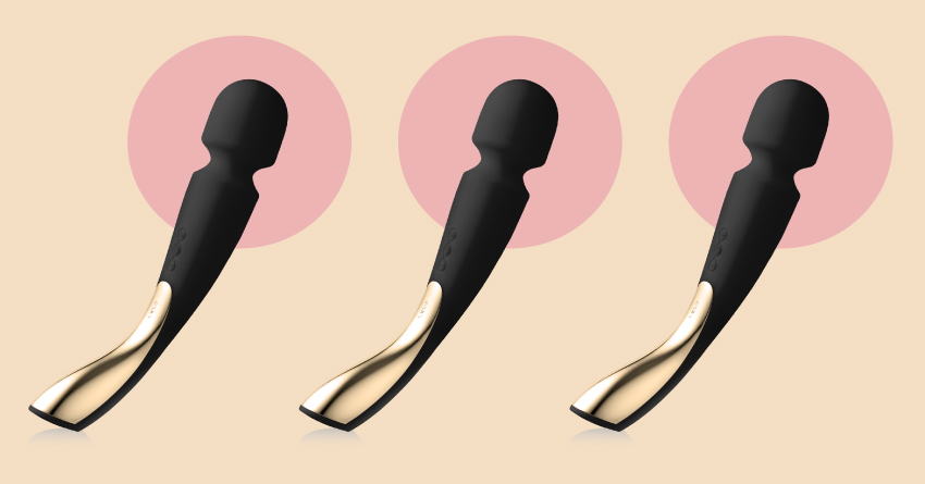 If You Feel Tensed and Stressed: Lelo Smart Wand 2