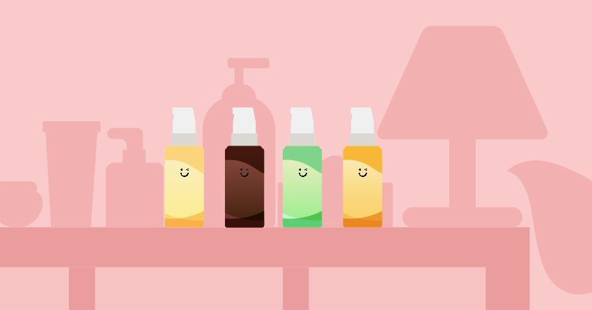 Use flavored lubricants