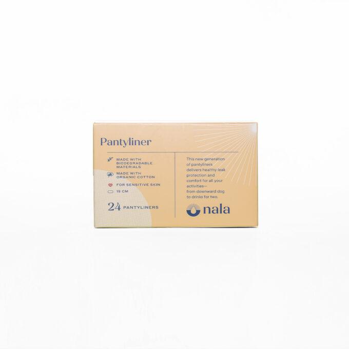 Nala Biodegradable Pantyliners