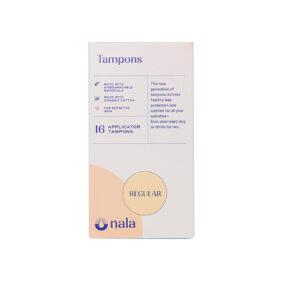 Nala Regular Tampons