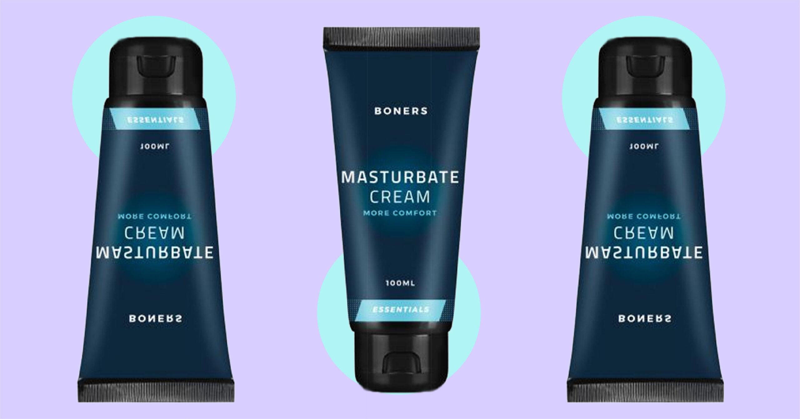 Boners Masturbation Cream