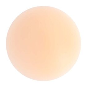 Opaque Nipple Cover Ivory 8cm