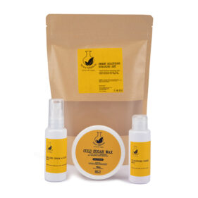 Sweet Solutions Body Sugaring Set