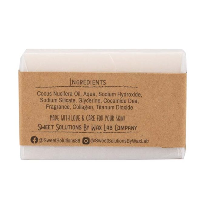 Sweet Solutions Collagen Soap