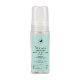 Sweet Solutions Oil Control Foam Facial Wash