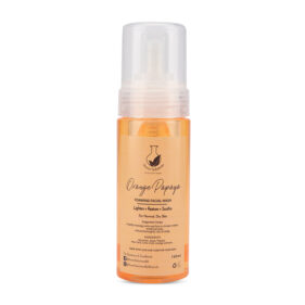 Sweet Solutions Orange Papaya Foam Facial Wash