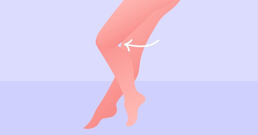 Back of Knees